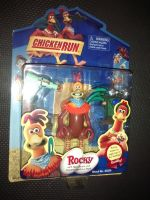 "Chicken Run - Rocky - 6"" Action Figure by Playmates - Great Collectable In Excellent Condition"