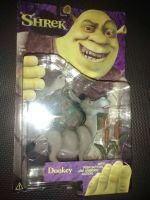 "Dreamworks Shrek - Donkey - 6"" Action Figure by McFarlane Toys - Collectable Movie Figure"