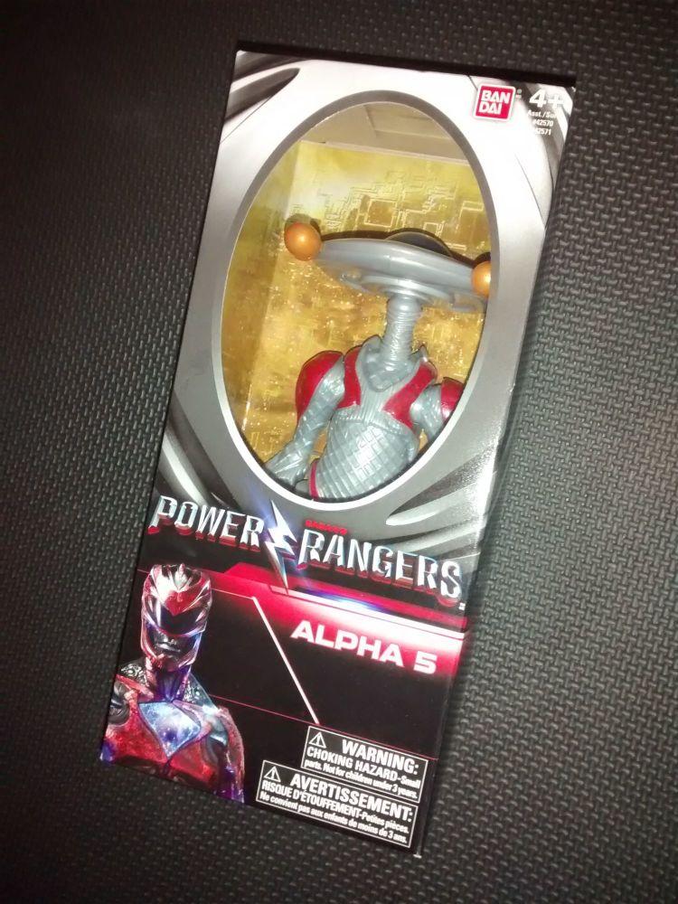 Power Rangers - Alpha 5 - 8