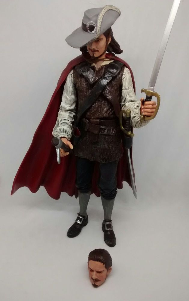 Pirates Of The Caribbean - Will Turner - Neca - Loose Action Figure