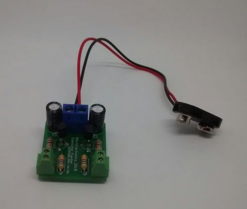 Fully Assembled Circuit Board - Alternating Led Flash Unit