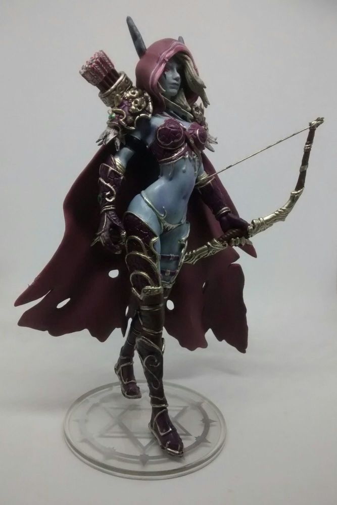 World Of Warcraft - Sylvanas Windrunner  - Highly Detailed Display Figure