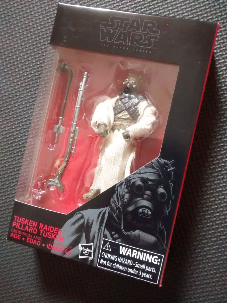 * Star Wars - The Black Series - Tusken Raider Pillard Tusken - Collectable