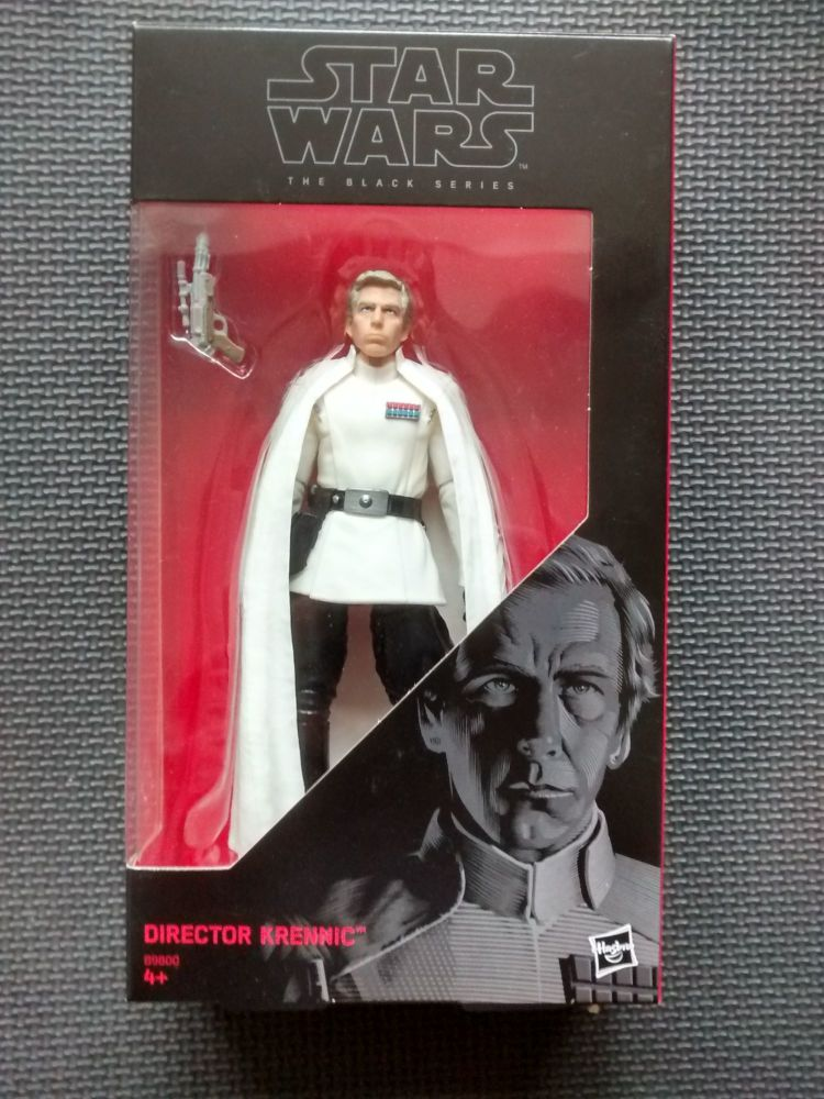 * Star Wars - The Black Series - Director Krennic - Collectable Figure 6