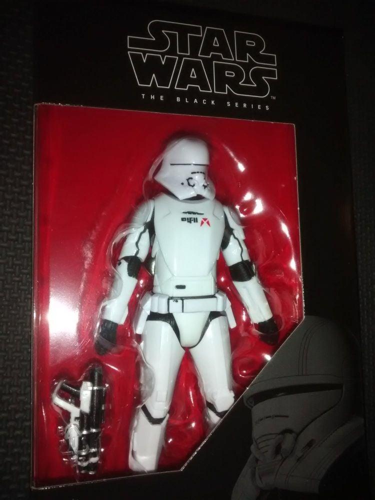 * Star Wars - The Black Series - First Order Jet Trooper - Collectable Figu