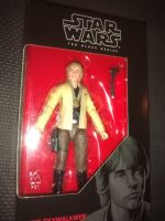 "* Star Wars - The Black Series - Luke Skywalker (Yavin Ceremony) - Collectable Figure 6"" Tall  *"
