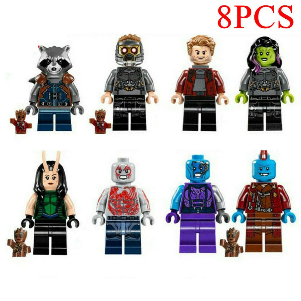 All Items - Custom Brick Figures