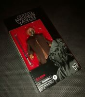 "* Star Wars - The Black Series - Plo Koon - Collectable Figure 6"" Tall  *"