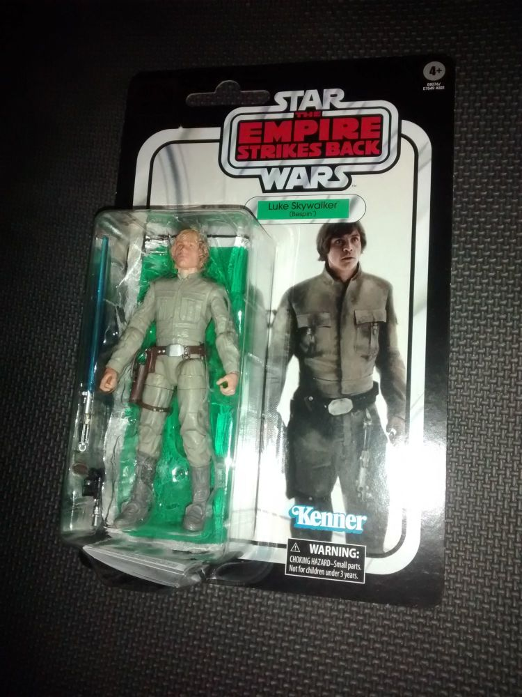 Star Wars - The Black Series - 40th Anniversary - Luke Skywalker (Bespin)