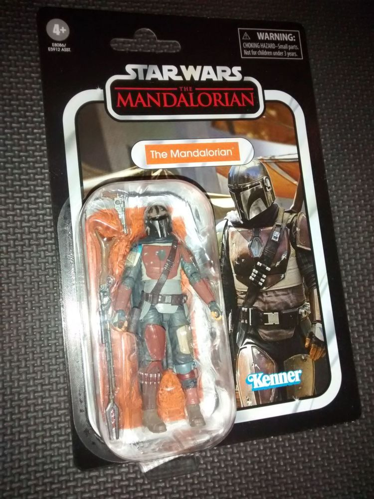 Star Wars - Kenner Hasbro - The Vintage Collection - The Mandalorian - E808