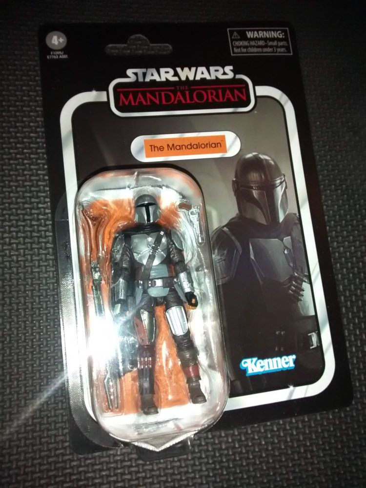 Star Wars - Kenner Hasbro - The Vintage Collection - VC181 - The Mandaloria