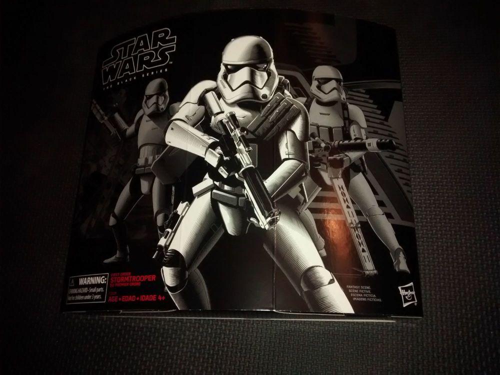 Star Wars - The Black Series - Premium Figure Set - First Order Stormtroope