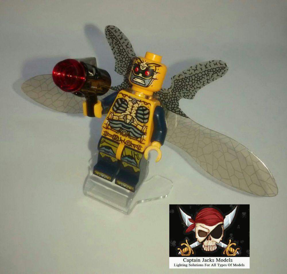 Lego Minifigure - Parademon Figure - Split From Set 76085