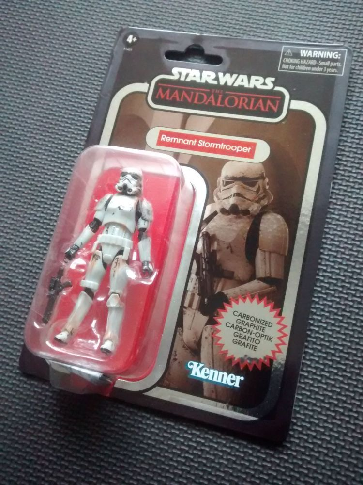 Star Wars - Kenner Hasbro - The Vintage Collection -  The Mandalorian - F14