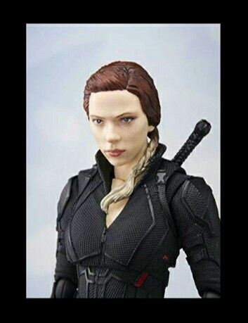 Avengers Endgame S.H. Figuarts / Bandai Spirits Black Widow Collectable Fig