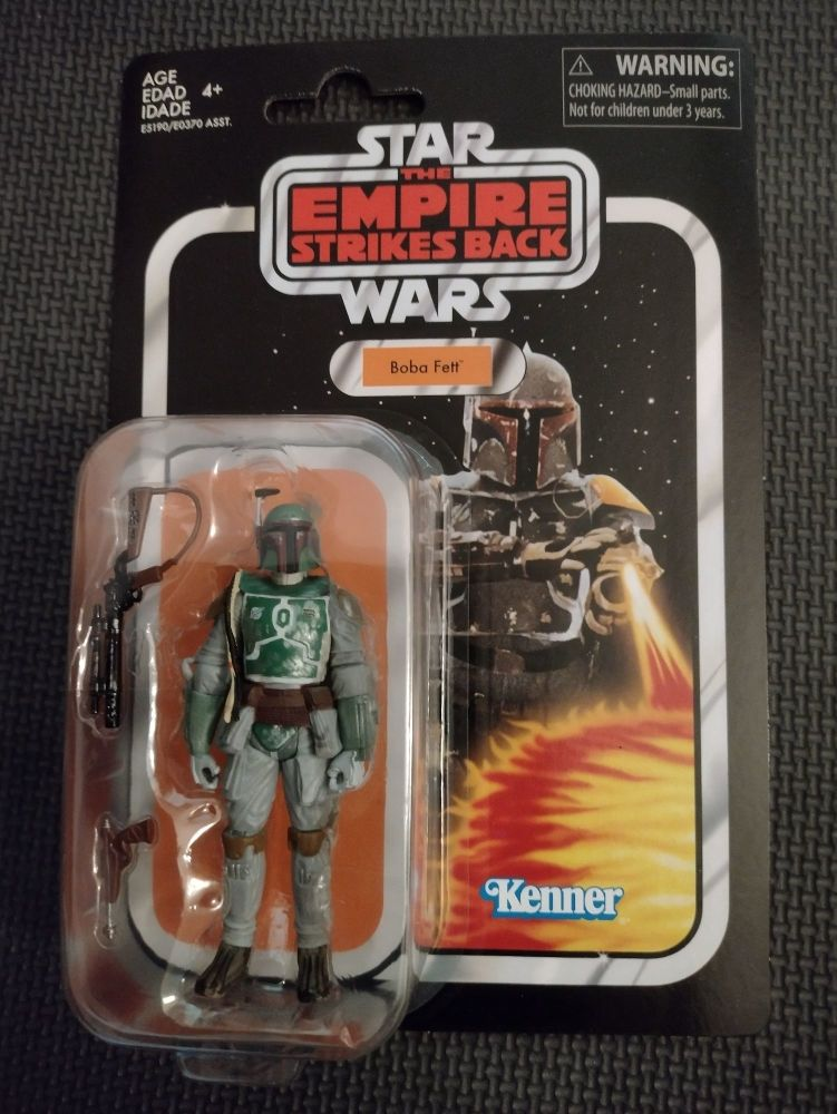 Star Wars - Kenner Hasbro - The Vintage Collection - VC09 - The Empire Stri