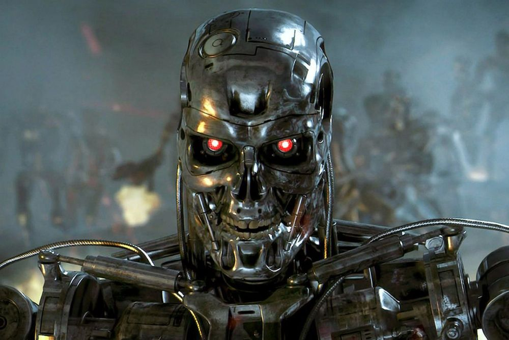 All Items - Terminator