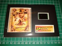 Genuine 35mm Screen Used Movie Cell Display - Indiana Jones and the Last Crusade - Ref No 302280