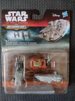 Micro Machines - Star Wars - The Force Awakens - Speeder Chase - B3504