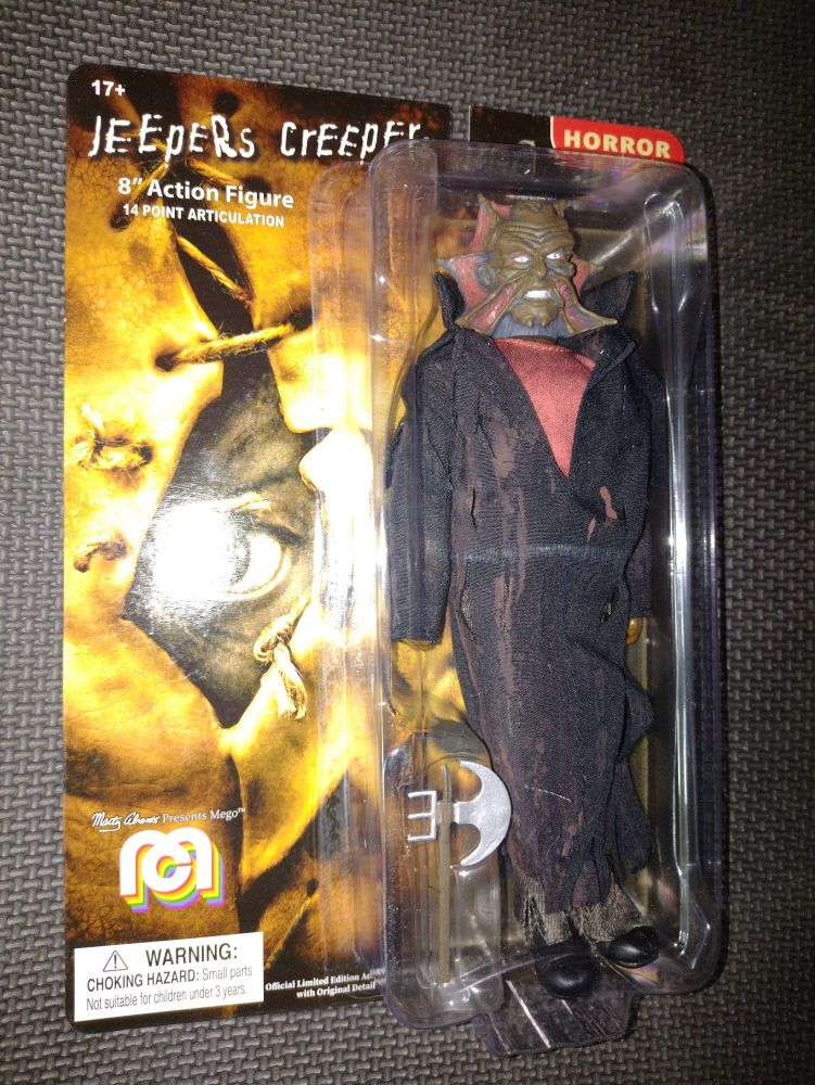 Mego Horror Collection - Jeepers Creepers - 8