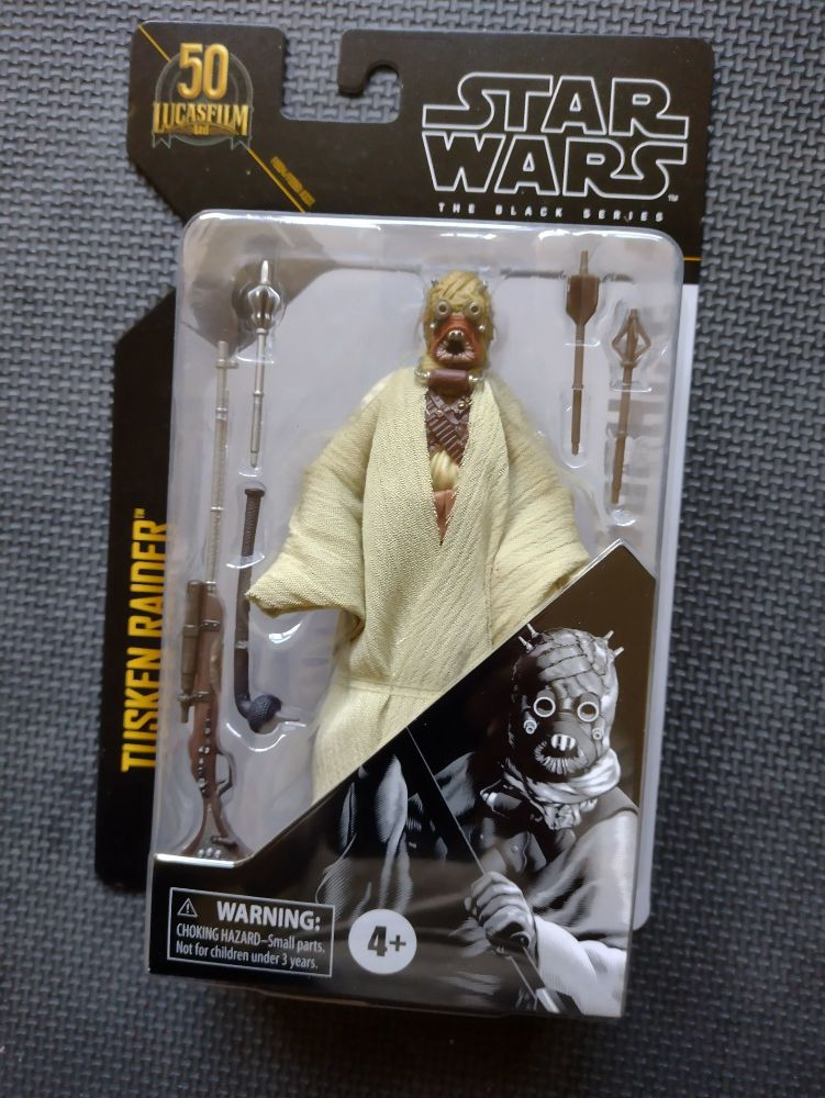 Star Wars Black Series Archive Action Figure 6