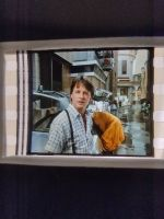 Genuine 35mm Screen Used Movie Cell Display - Back To The Future II - Ref No 302191