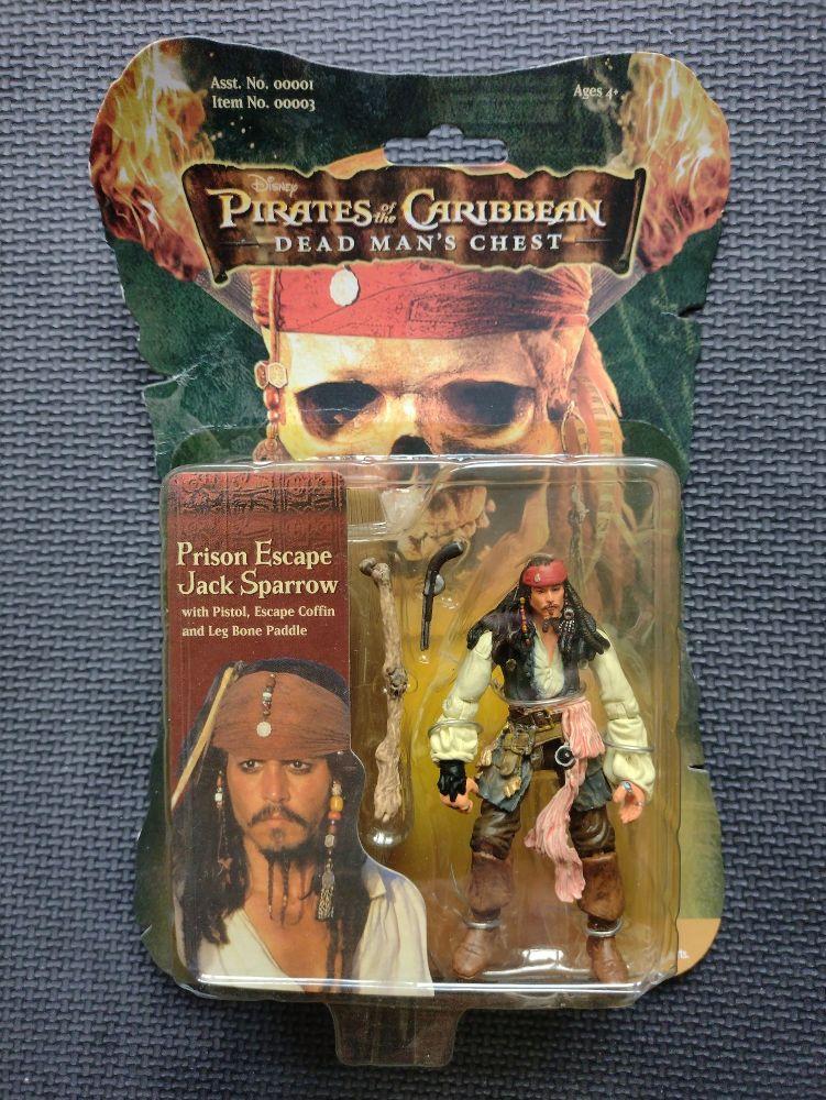 Zizzle - Collectors Figure - Pirates Of The Caribbean Dead Mans Chest - Pri