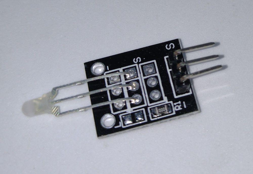 Arduino Sensor Module - 3mm Two Colour Led Unit