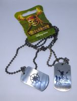 Pirates Of the Caribbean - Dead Mans Chest - Dog Tags