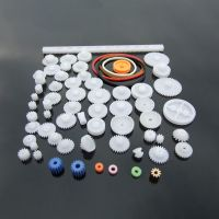 Assorted Cog, Gear & Pulley Set - Ideal for model making , design work , students, educational, classroom pack