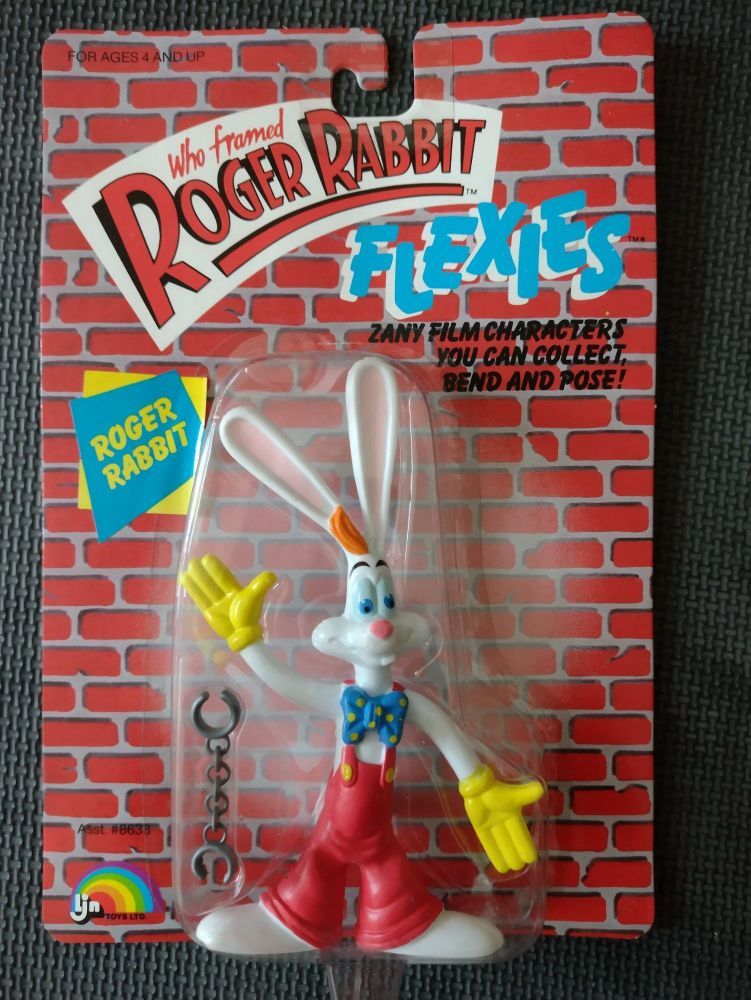 Who Framed Roger Rabbit - Collectable 6