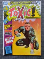 Toxic! - Retro Comic Book - 1990s - Issue 3
