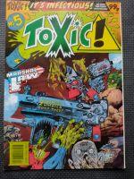 Toxic! - Retro Comic Book - 1990s - Issue 5
