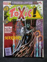 Toxic! - Retro Comic Book - 1990s - Issue 7