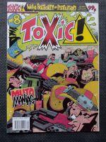 Toxic! - Retro Comic Book - 1990s - Issue 8