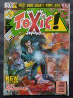 Toxic! - Retro Comic Book - 1990s - Issue 9