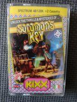 Solomons Key - Kixx - Vintage ZX Spectrum 48K 128K +2 Software - Tested & Working