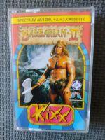 Barbarian II - Kixx - Vintage ZX Spectrum 48K 128K +2 +3 Software - Tested & Working