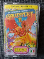 Gauntlet II - Kixx - Vintage ZX Spectrum 48K 128K +2 +3 Software - Tested & Working
