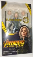 Avengers Infinity War S.H. Figuarts Black Widow Collectable Figure