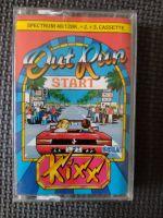 Outrun - Kixx - Vintage ZX Spectrum 48K 128K +2 +3 Software - Tested & Working