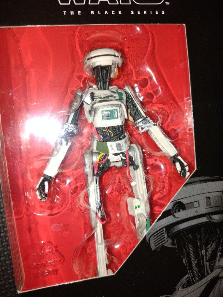 Star Wars - The Black Series - L3-37 - Figure 73 - E2613/B3834 - Collectabl