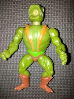 KOBRA KAHN ~ VINTAGE MASTERS OF THE UNIVERSE HE-MAN 1980's FIGURE MATTEL 1983