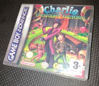 Charlie And The Chocolate Factory NINTENDO GAMEBOY ADVANCE / ADVANCE SP Game