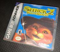 Shrek 2 Beg For Mercy NINTENDO GAMEBOY ADVANCE / ADVANCE SP Game