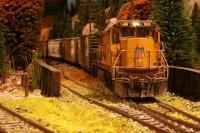 Model Railway Lighting