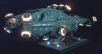Science Fiction Model Lighting