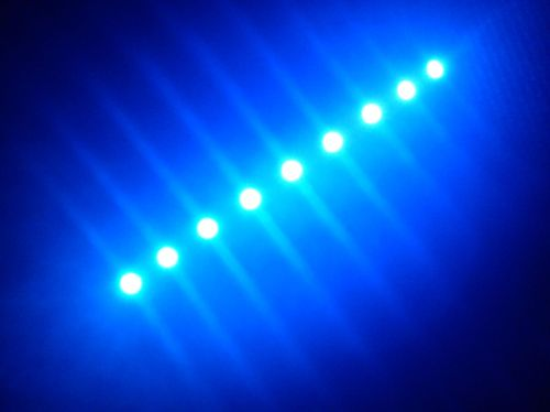 SMD Strip 9 Led 15cm Blue