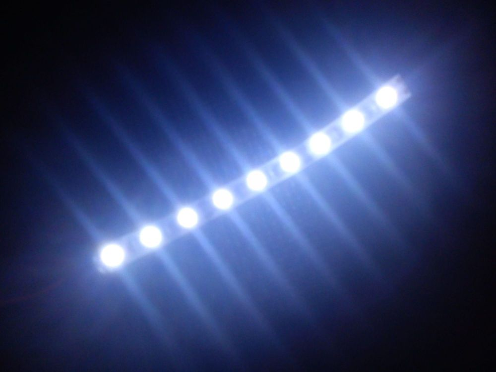 SMD Strip 9 Led 15cm Cool White