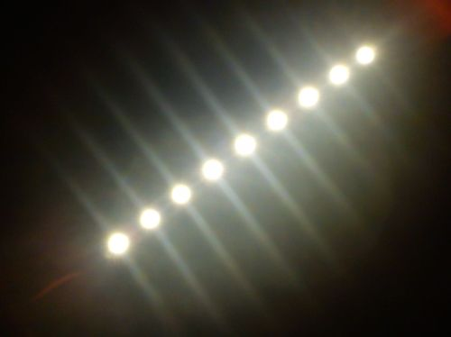 SMD Strip 9 Led 15cm Warm White